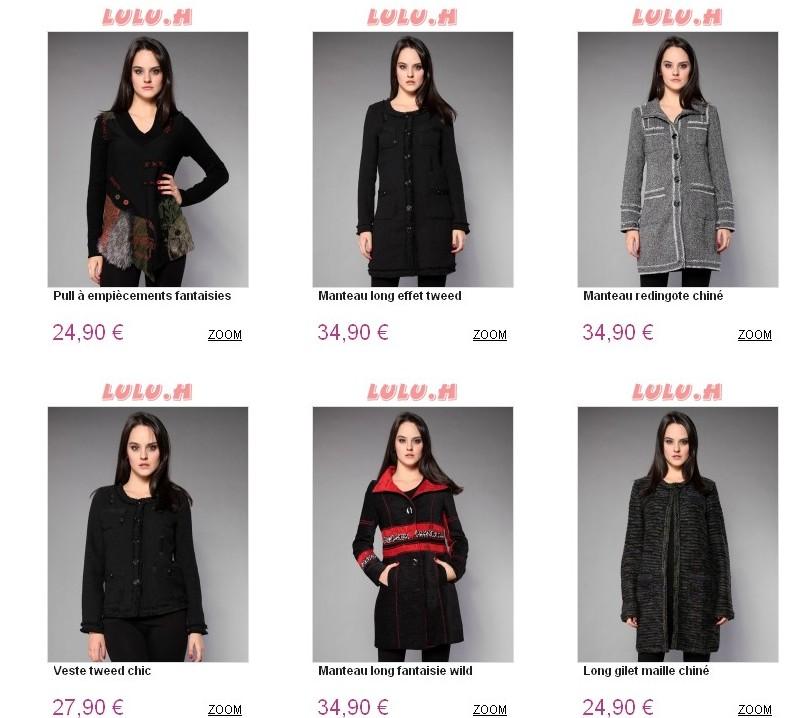 LULU.H - le style Desigual pas cher chez Misscoquines - affordable Desigual style - winter 2011 (6/6)
